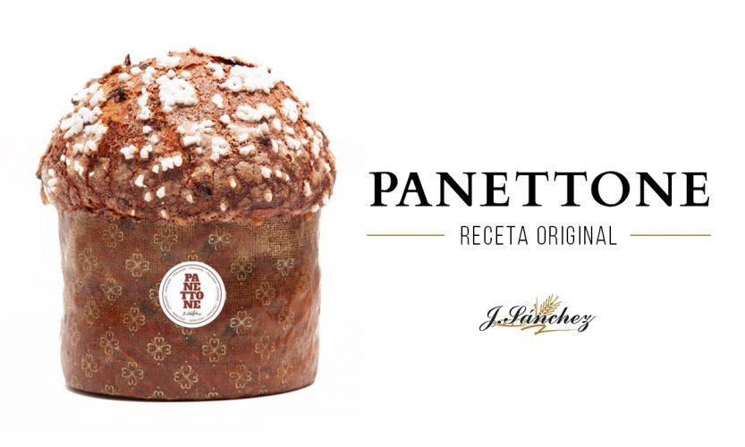 Panettone J.Sánchez